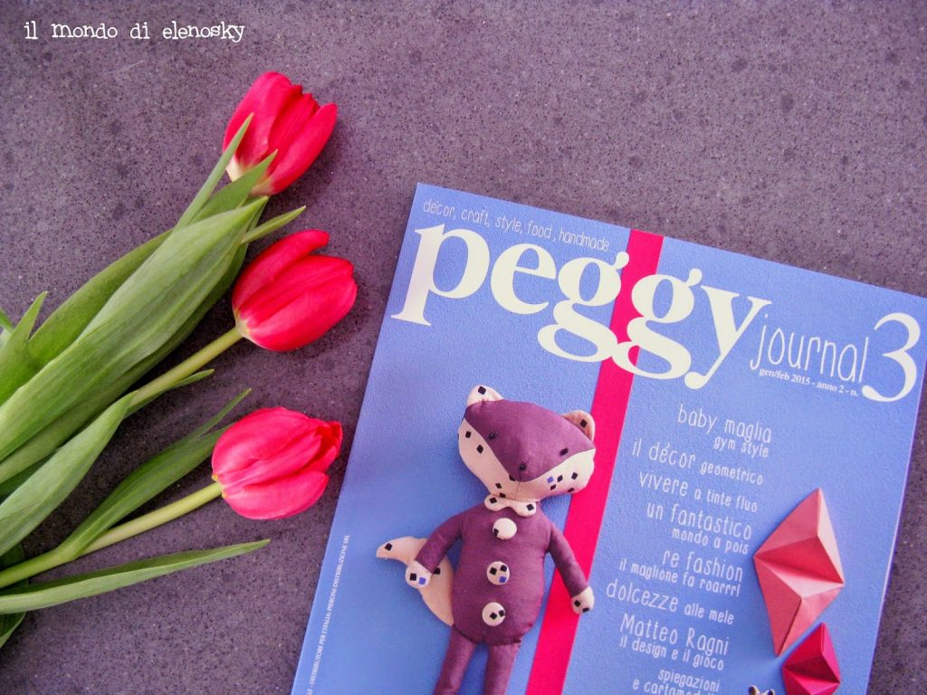 PEGGY JOURNAL: MY PERSONAL VIEW