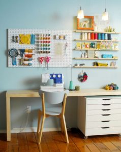 Craft room _pinterest