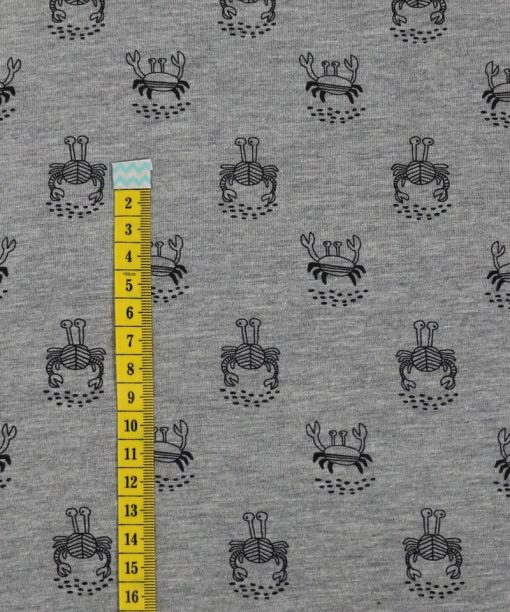 jersey granchi grigio