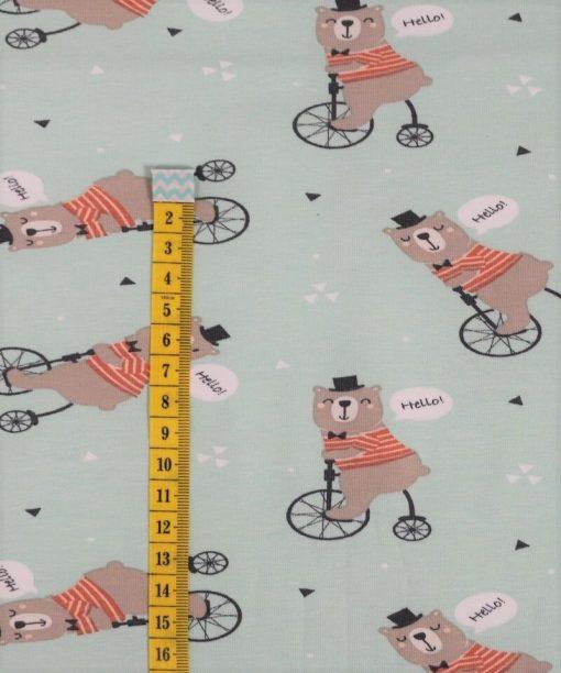 jersey orsi in bici