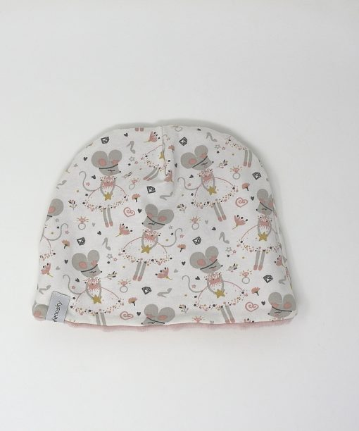 cappellino invernale topine