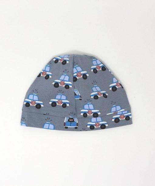 cappellino polizia 6-12 mesi