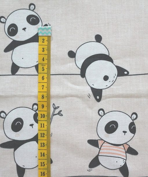 cotone panda sul filo