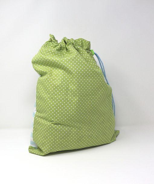 sacca neonato bimbo pallone retro
